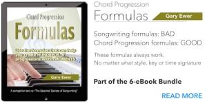 Chord Progression Formulas