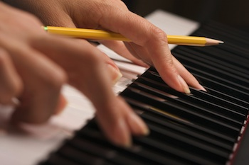 Songwriting Pianist