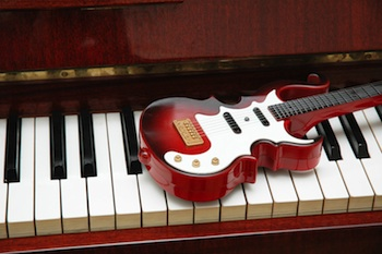 Guitar and Piano