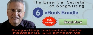 """The Essential Secrets of Songwriting"" 6 eBook Bundle"