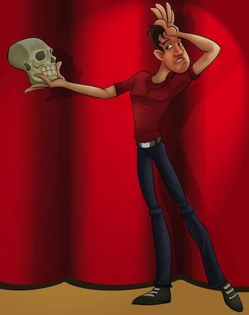 Shakespearian Actor
