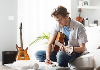 Guitarist - singer-songwriter