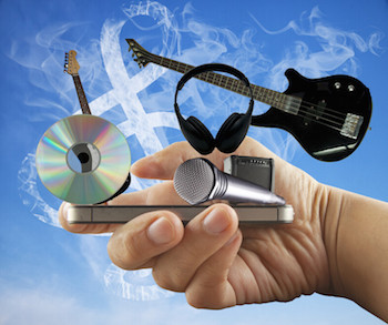Songwriting and technology